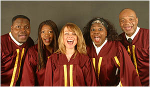 TheAfro-American Gospel Singers