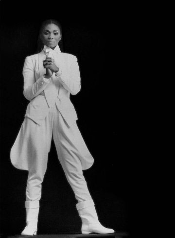 Marica Barrett of Boney M