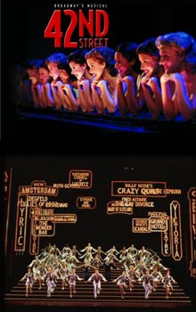 Original Musical 42ND Street